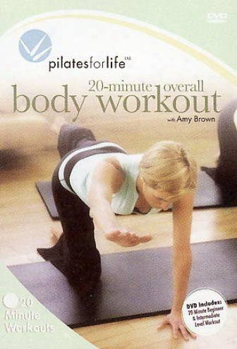 Pilates For Life - 20 Minute Overall Body Workout