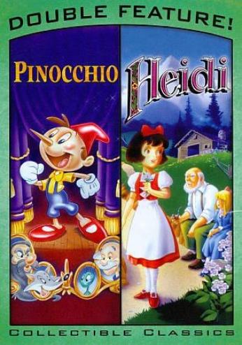 Pinocchio/heidi