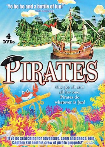 Pirates: Season 1 - 4 Pack
