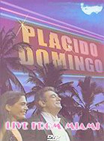 Placido Domingo - Live From Miami