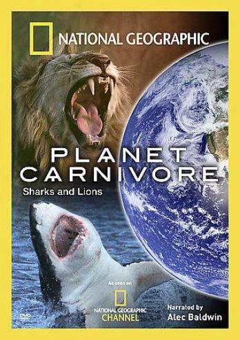 Planet Carnivore: Sharks & Lions