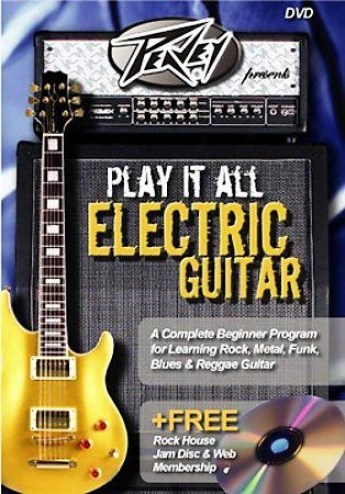 Play It All On Electric Guitar
