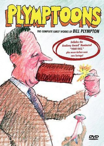 Plymptoons - Complete At dawn Works Of Bill Plympton