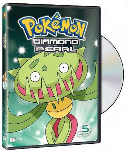 Pokemon: Diamond And Pearl Battle Dimension, Vol. 5