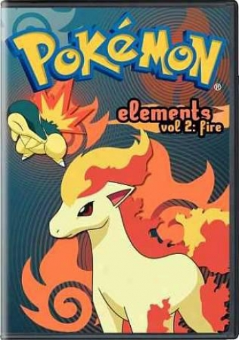 Pokemon Elemets Vol. 2 Fire