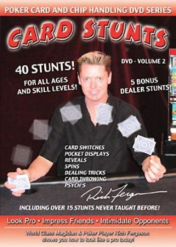 Poker: Card Stunts, Vol.2