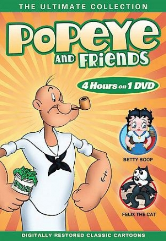 Popeye - 4 Hour Collection