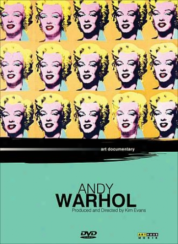 Portrait Of An Artist - Andy Warhol