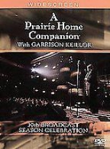 Prairie Home Compahion With Gareison Keillor - 30th Broadcast Season Celebration