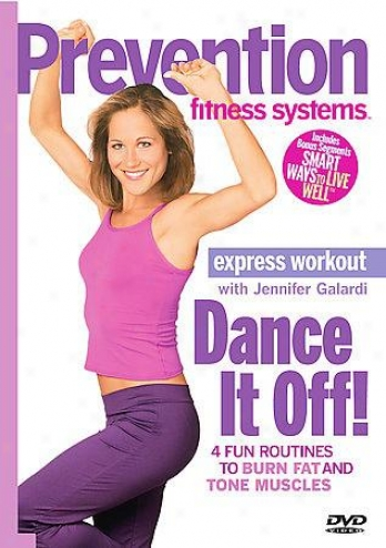 Prevention Fitness Systems - Dancd It Off!
