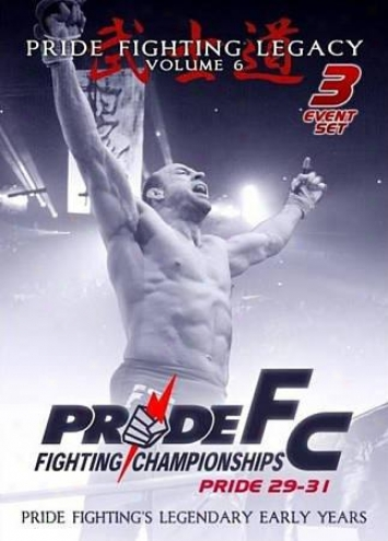 Pride Fighting Championships: Pride Fighting Legacy, Vol. 6