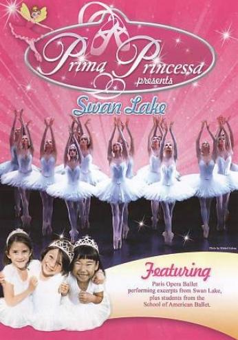 Prima Princessa Presents: Swan Lzke