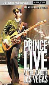 Prince - Live At The Aladdin Las Vegas (psp Movie)