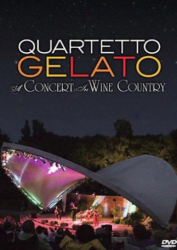 Quartetto Gelato - A Concert In Winr Native land
