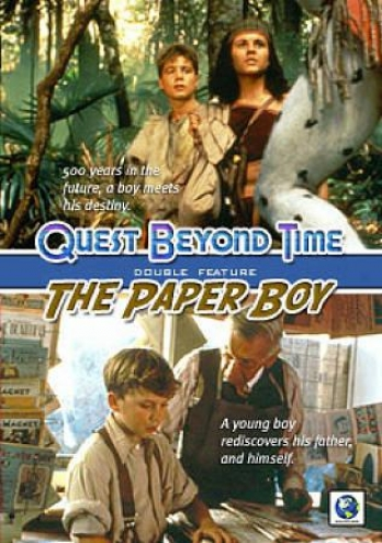 Quest Beyond Time/the Paper Boy