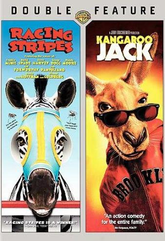 Racing Stripes / aKngaroo Jack