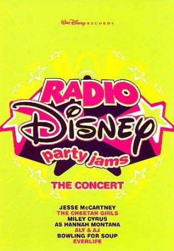 Radio Disney Party Jams