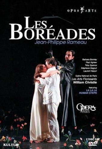 Rameau - Les Boreades