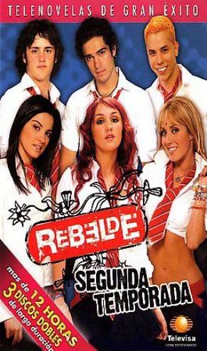 Rebelde - Season 2