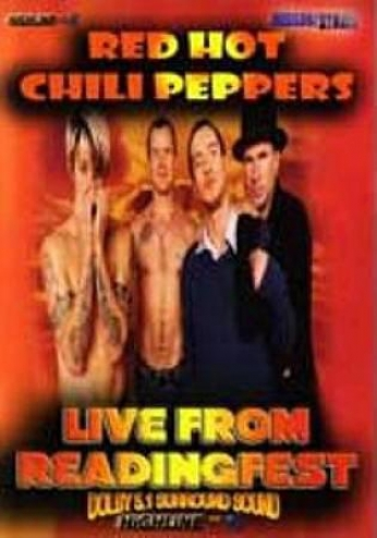 Red Hot Chili Peppers - Live From Readingfest