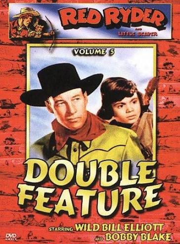 Red Ryder Double Characteristic - Vol. 5: Colorado Pioneers/wagon Wheels Westward