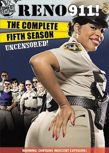 Reno 911! - The Perfect Fifth Season - Uncensored