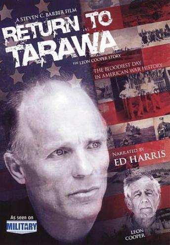 Return To Tarawa: The Leon Cooper Anecdote