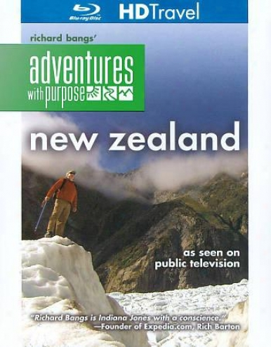 Richard Bangs' Adventures With Purpose: New Zealand - Quest For Kaitiakitanga