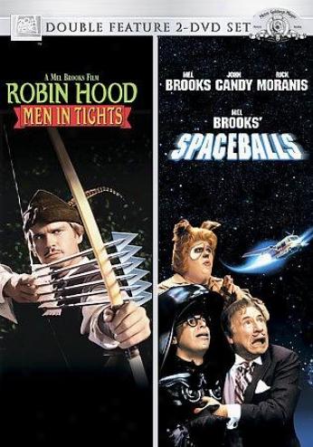 Robin Hood: Men In Tights/spaceballs: The Movie