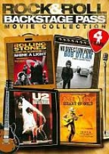 Rock & Roll Backstage Pass 4 Movie Collection