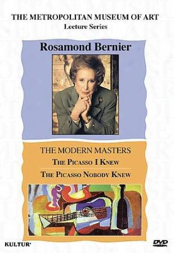 Rosamond Bernier - The Picssso I Knew, The PicassoN obody Knew
