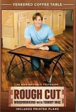 Rough Cut - Woodwofking With Tommy Mac: Veneered Coffee Table With Metal Frame