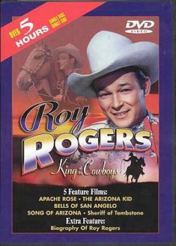 Roy Rogers: King Of The Cowbiys