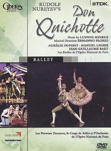 Rudolf Nureyev's Don Quichotte