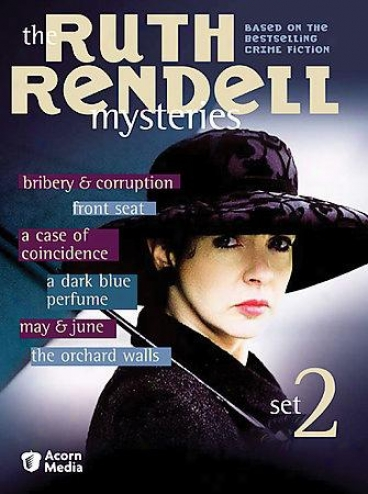 Ruth Rendell Mysteries - Set 2