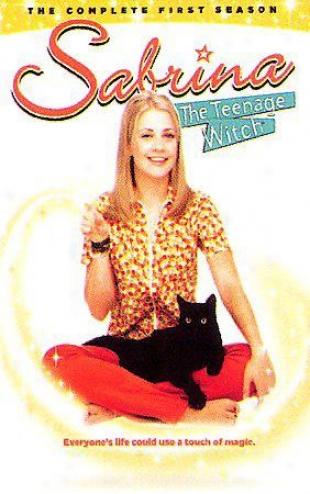 Sabrina The Teenage Witch - The Com0lete First Season
