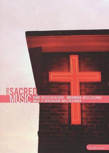 Sacred Musjc: Verdi/beethoven/bach