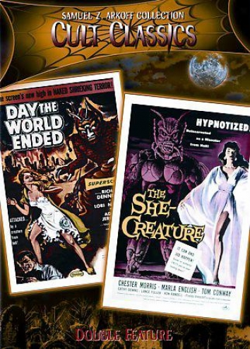 Samuel Z. Arkoff Collection Cult Classics - The Day The World Ended/the She-crea