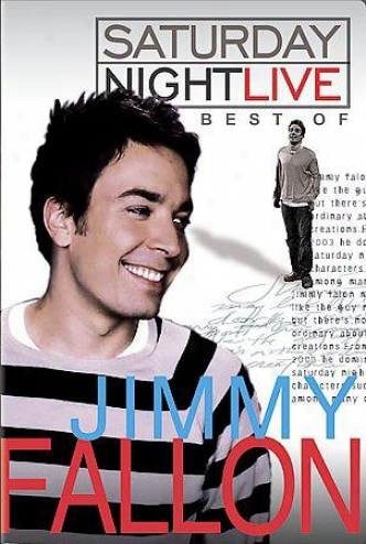 Saturday Night Live - Best Of Jimmy Fallon