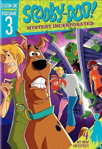 Scooby-doo! Mystery Incorporatd: Season One, Vol. 3