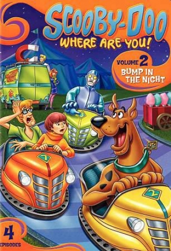 Scooby-doo, Where Are You! - Season 1, Volume Two