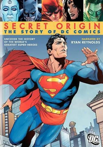 Clandestine Origin: The Story Of D Comics