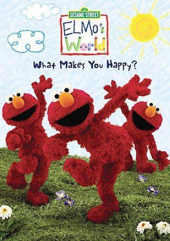 Sesame Street - Elmo's World: What Makes You Happy?