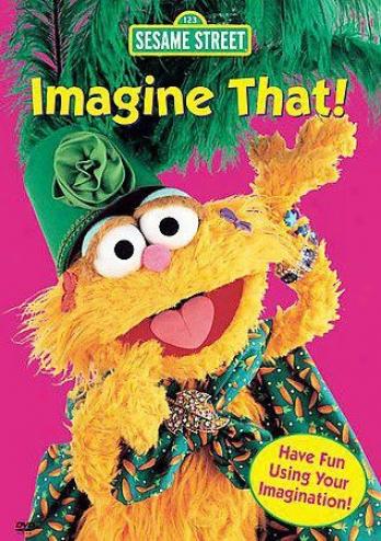 Sesame Street - Imaginee That!