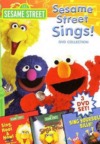 Sesame Street - Sesame Stree Sings!