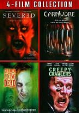Severed/carnivore/children Of The Mode of life Dead/creepy Crawlers