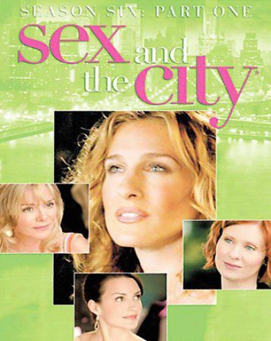 Sxe And The City: The Complete Seasons 1-6