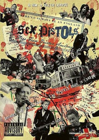 Sex Pistols - Therell Alway Be England
