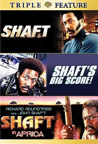 Shaft/shaft's Big Score/shaft In A frica