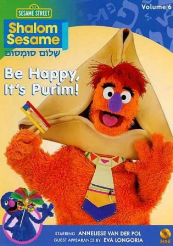 Shalom Sesame: Exist Happy It's Purim